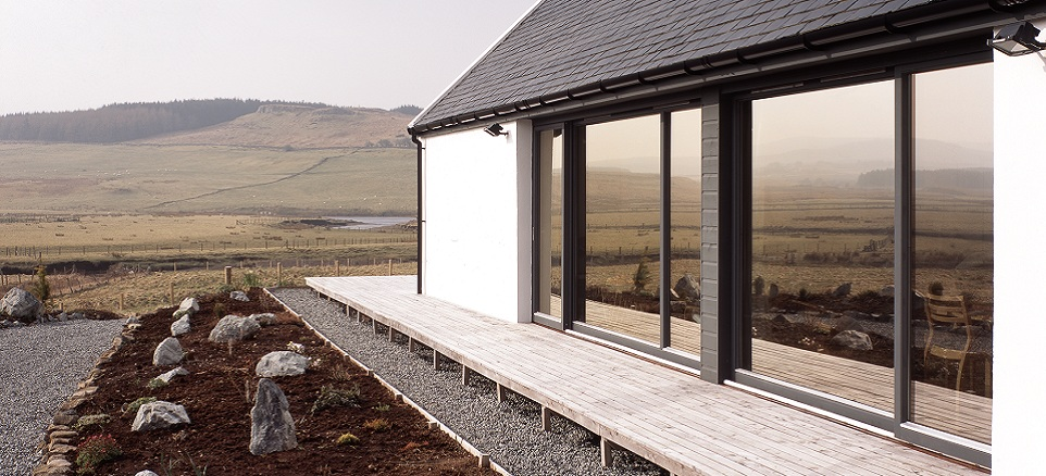 ecoinnovate: London design week - HEBHOMES - Scottish eco