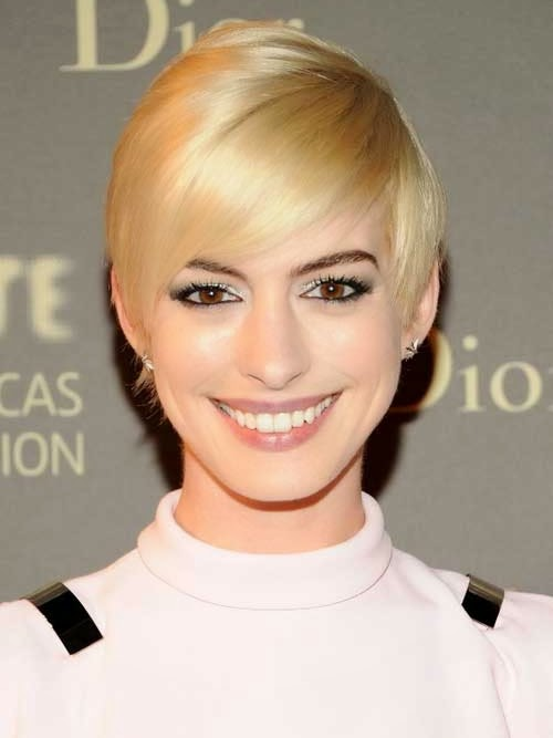 short hairstyles for women thin hair