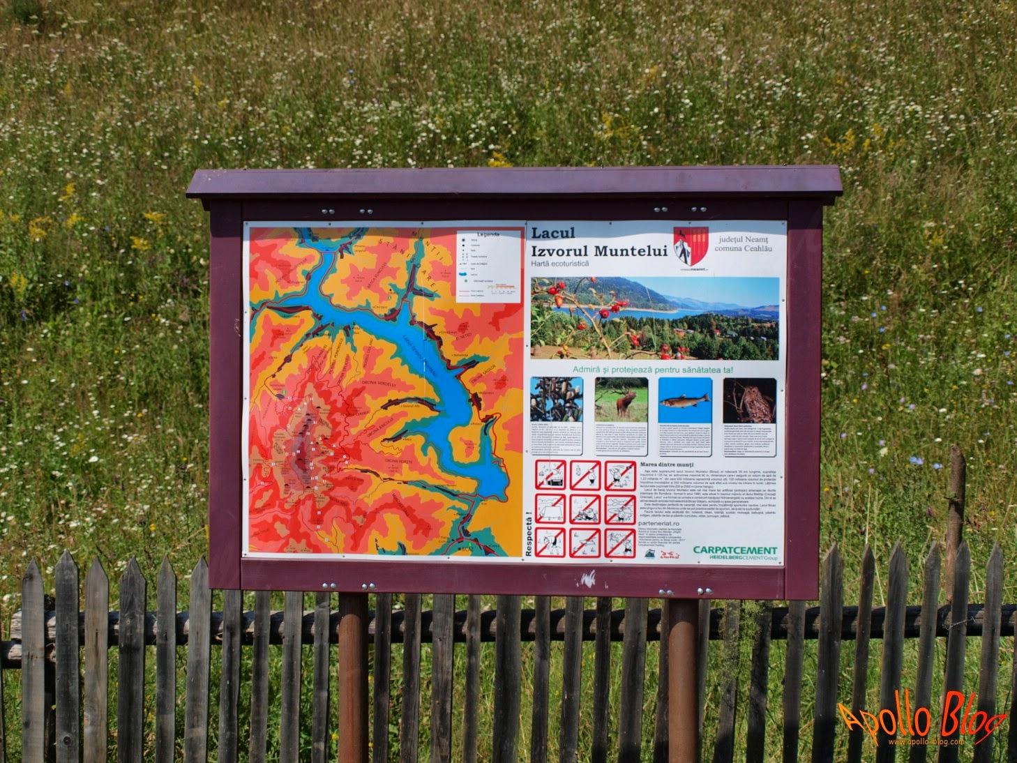Harta Izvorul Muntelui