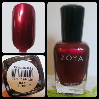 Zoya Nail Polish Isla