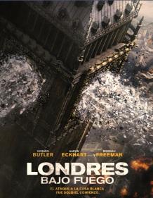 Londres bajo Fuego en Español Latino