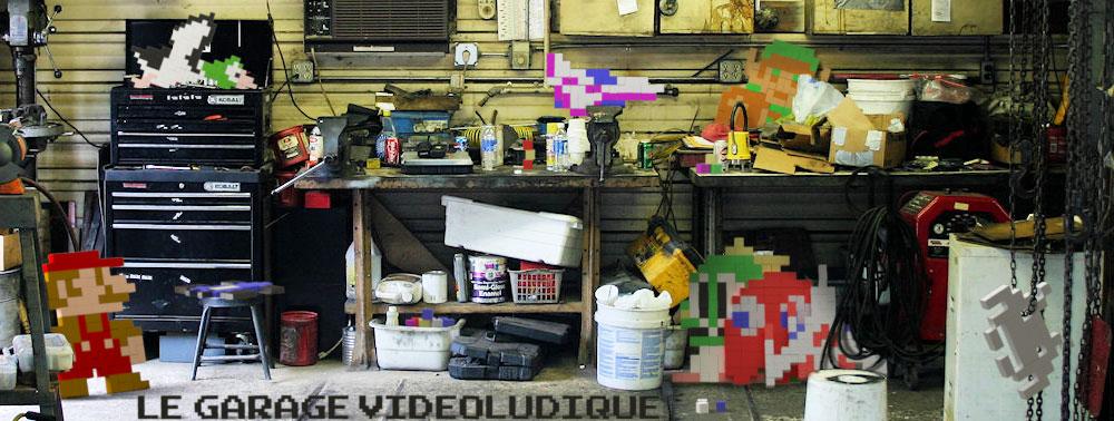 le garage vidéoludique
