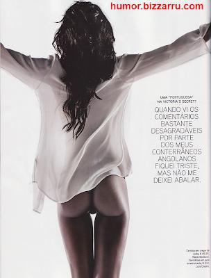 Fotos Sharam Diniz Revista GQ - Abril 2013