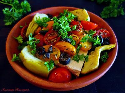 http://poorandglutenfree.blogspot.ca/2014/12/greece-inspired-gluten-free-baked-feta.html