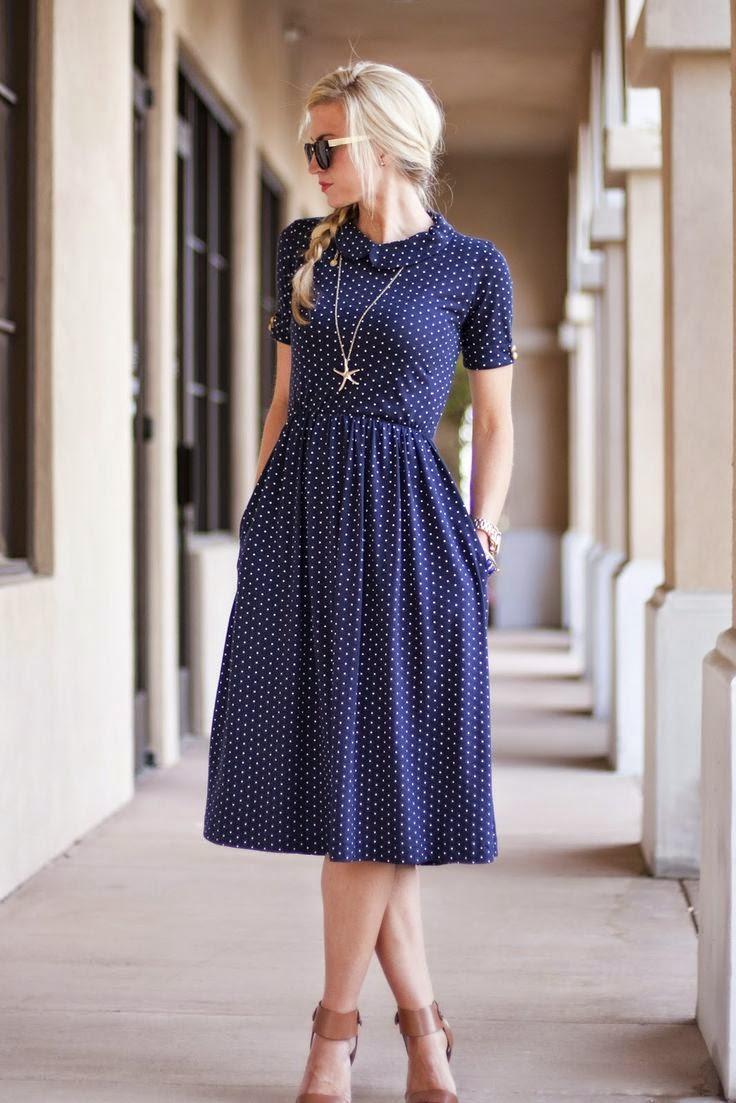 roupas da moda,vestido de poá moda feminina, dress polka