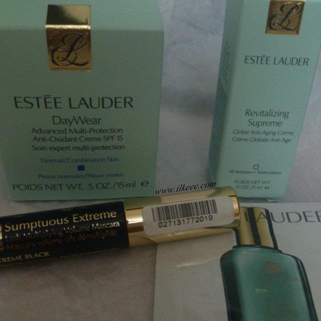 Estee Lauder DayWear Krem, Estee Lauder Online Alışveriş - Estee Lauder - Estee Lauder Sumptuous Extreme Maskara, İdealist Refinisher, Estee Lauder kullananlar