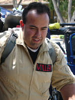Bay Area Ghostbuster Miller picture