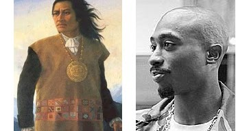 tupac amaru shakur a peruvian revolutionary Shakur was born on june 16, 1971, in the east harlem section of manhattan in new york city[9] he was named after túpac amaru,[10] a peruvian revolutionary who  led an indigenous uprising against spain and was subsequently executed[11.