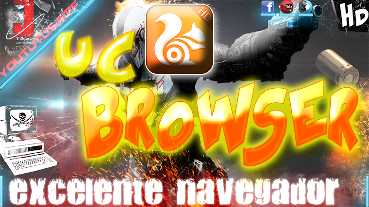 UC BROWSER PARA PC EXCELENTE NAVEGADOR | 2015