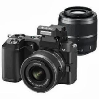 Nikon V2 Lensa Kit 10-30mm