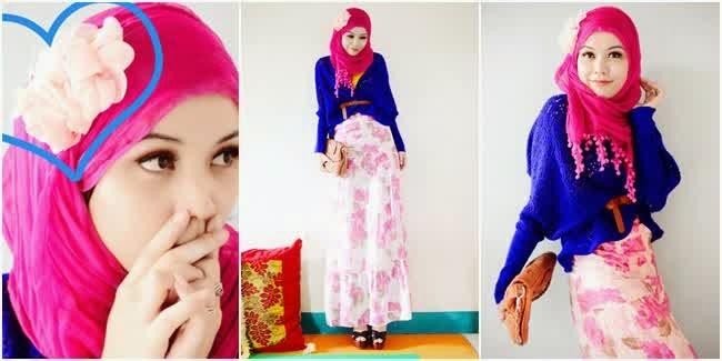 Fashion Jilbab Modern Model Jilbab Remaja Modern