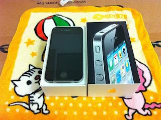 阿布洛格 iPhone4 開箱