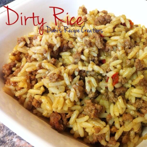 Dirty Rice Recipe — Dishmaps