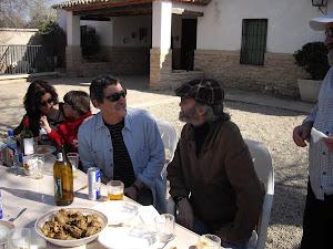 Charla política con Miguel Sánchez