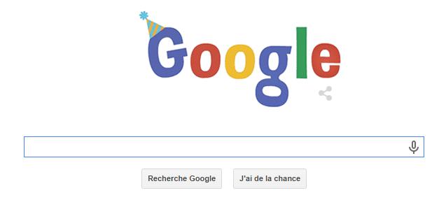 google birthday logo