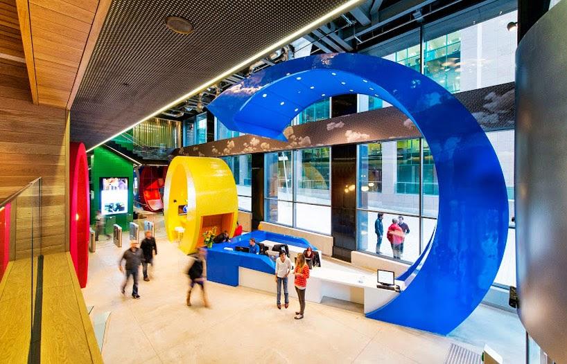 هبوط اسهم جوجل بسبب تراجع أرابح الشركة في الربع الثالث من العام الحالي