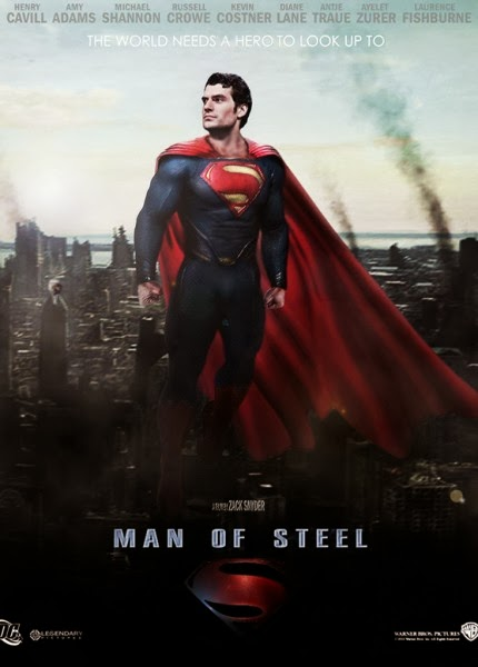 Superman Celik adam filmi full izle
