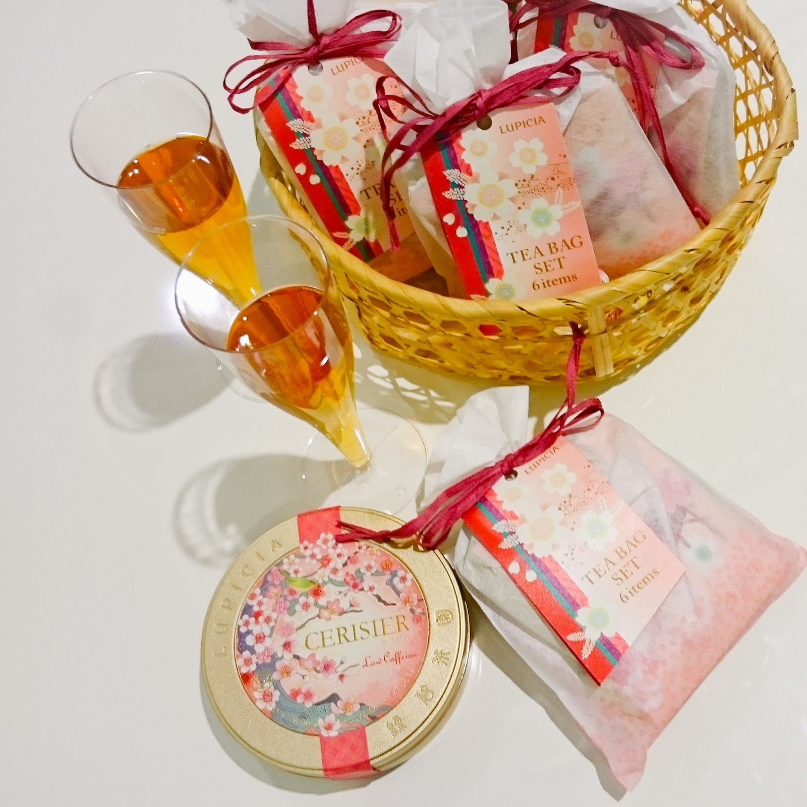 Cerisier Tea