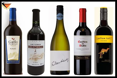 10 vinos mas vendidos