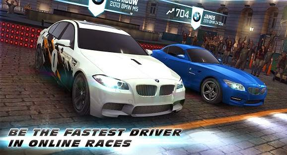 Fast and Furious 6 Racing Android Game