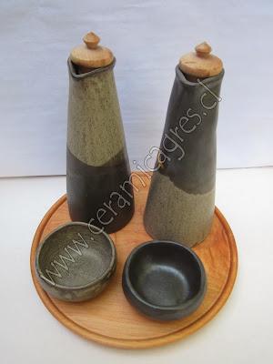 Alcuza Ceramica Gres Santiago Chile