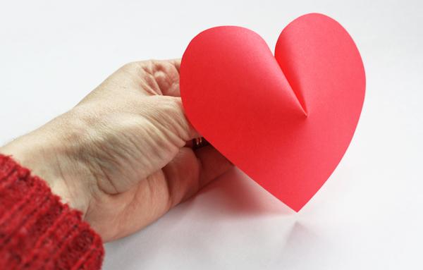 Как сделать живое сердце