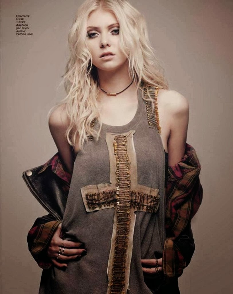 Taylor Momsen HQ Pictures Grazia Mexico Magazine Photoshoot February 2014