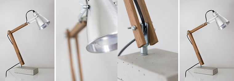 La petite fabrique de r ves do it yourself une lampe for Deco industrielle pas cher
