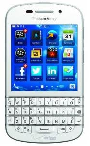 Contoh gambar Blackberry Q10 16 GB - White