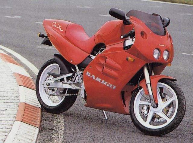 Barigo Onixa 600 supermono motorcycle