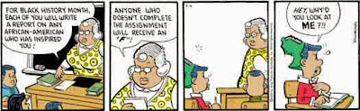 Curtis comic strip