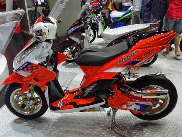 Gambar Modif Honda Vario