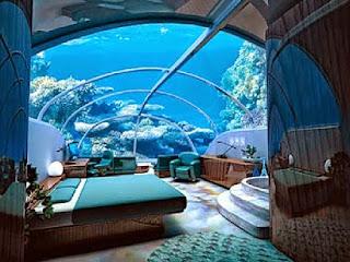 Dubai Hidropolis (Hotel Bawah Laut)