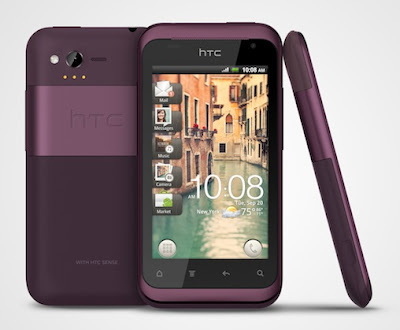 Buy Verizon HTC Rhyme for $200 from Sept. 29