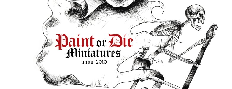 PAINT OR DIE MINIATURES
