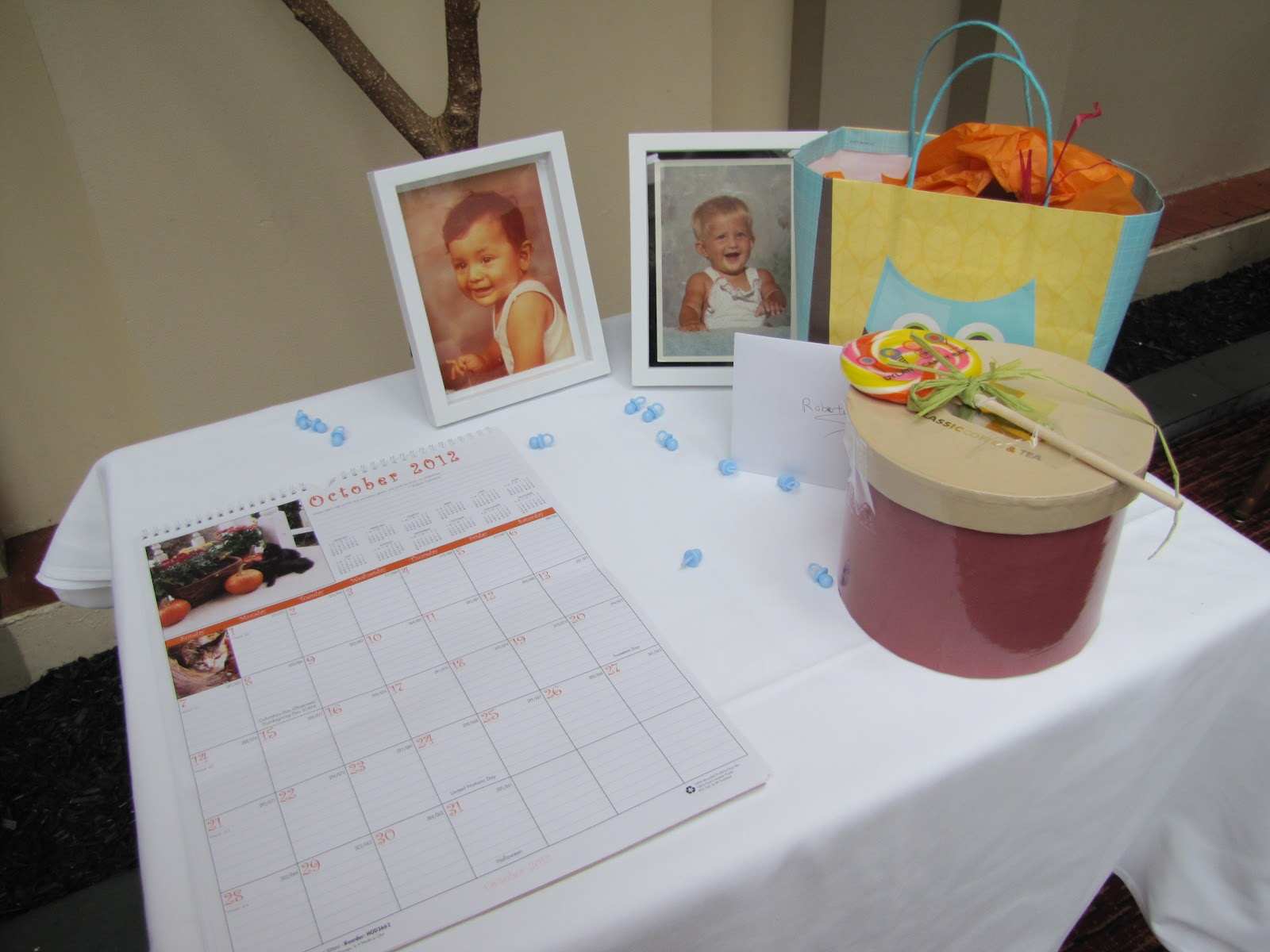 Baby Shower Ideas No Games when tara met blog: tea for two baby shower to celebrate twins