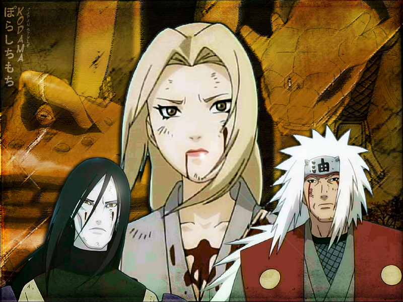 3 Legenda Sannin