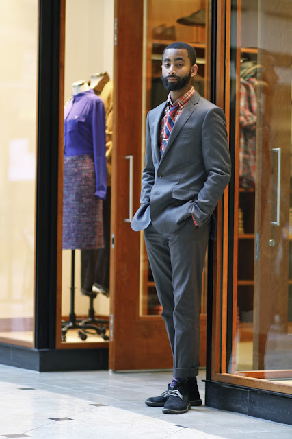 Jcrew Stylist Seattle Pacific Place Mens Suit