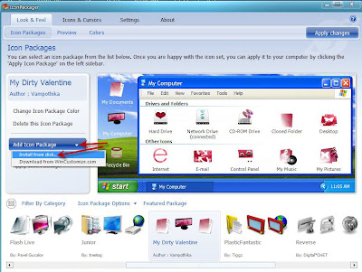 ICON PACKAGER 5.1 FULL CRACK