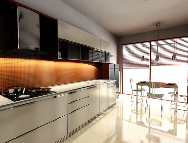 Beyaz mutfaklar smyrnetalya for Italian modular kitchen designs