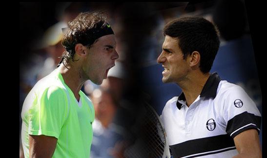 Finale Nadal Djokovic en direct live retransmission TV et internet