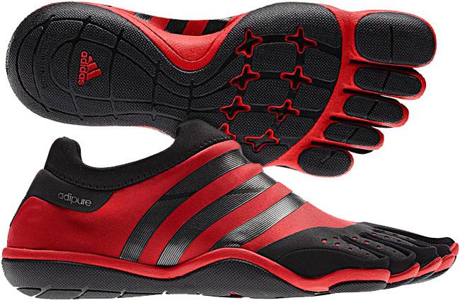 zapatilla adidas 5 dedos