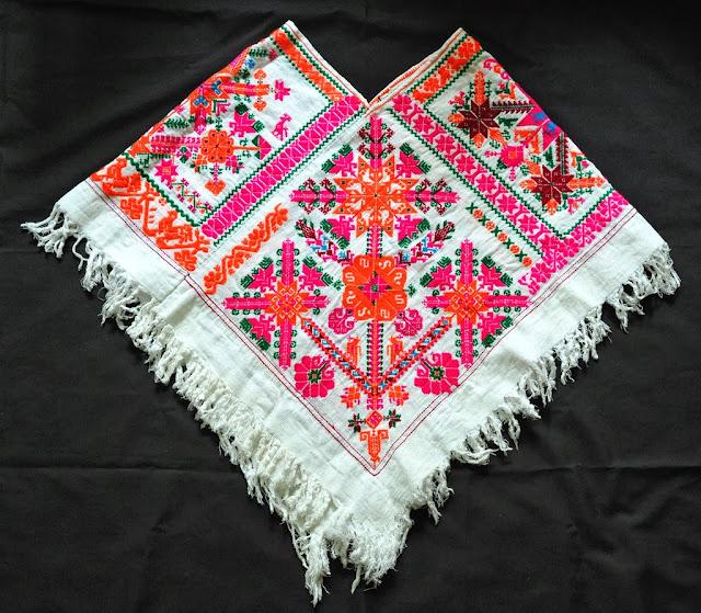 Quechquemitl Nahua
