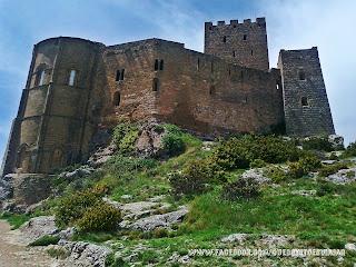 Castillo de Loarre, escenario de El Reino de los Cielos