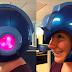 É isso, ai pessoal: Capcom fez um capacete oficial de Mega Man