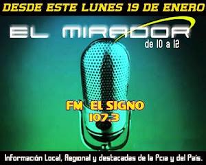 EL MIRADOR EN RADIO