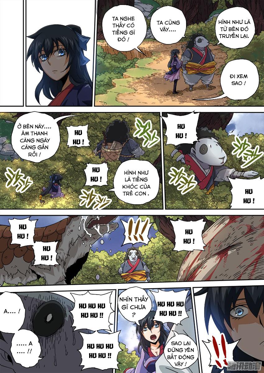 Quyền Bá Thiên Hạ chap 67 - Trang 8