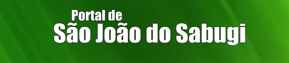 PORTAL DE SÃO JOÃO DO SABUGI