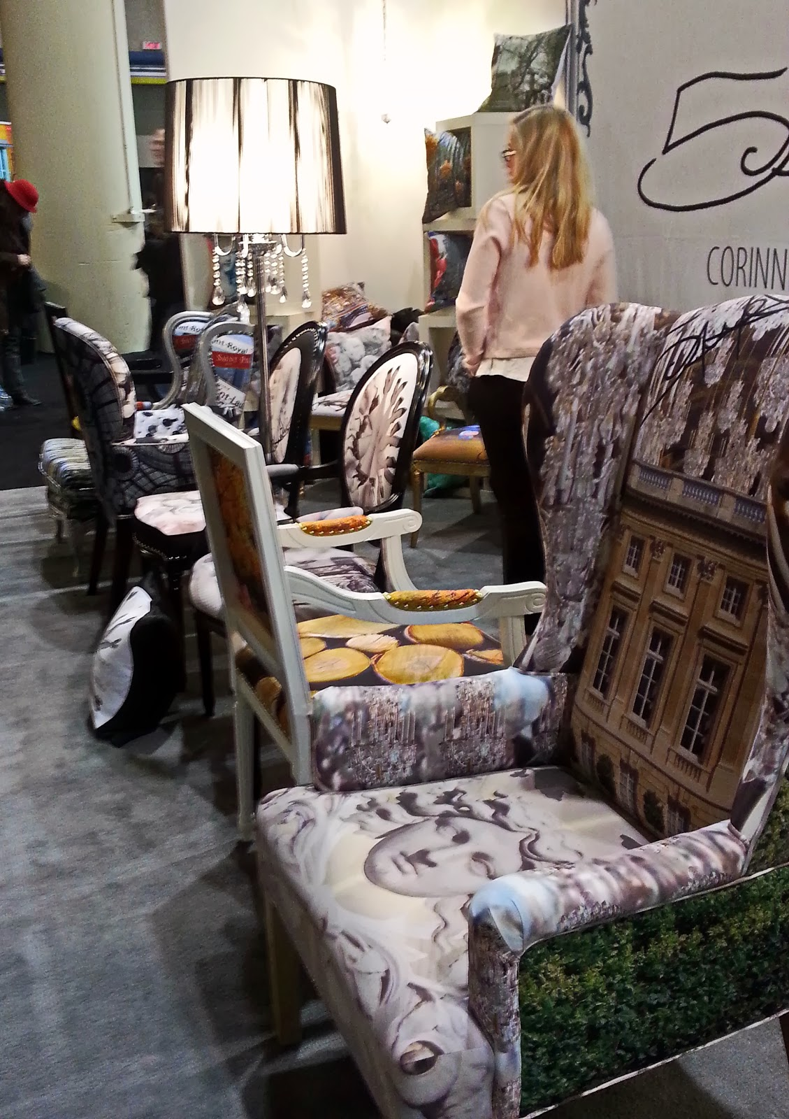 Interior Design Show furniture