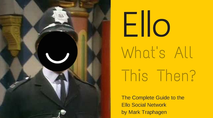User's Guidelines of Ello